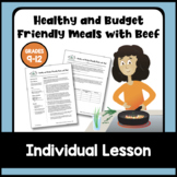 Healthy and Budget Friendly Meals with Beef
