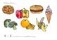 Healthy and Unhealthy Food Sort
