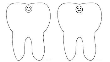 Healthy and Unhealthy Teeth!