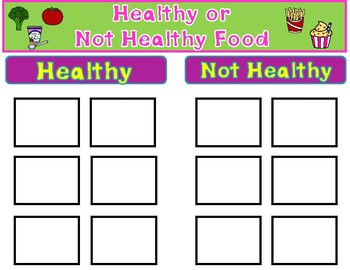 Healthy or Not Healthy Sorting Center