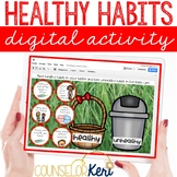 Healthy or Unhealthy Habits Sort Digital Activity Healthy Choices