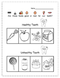 Healthy or Unhealthy Teeth