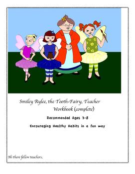 Healthy teeth care and hygiene