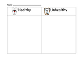Healthy vs Unhealthy Dental Sort