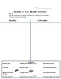 Healthy/Unhealthy Sort