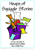 Heaps of Squiggle Stories - Bundle 1