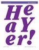 Hear Ye! Hear Ye! (Bulletin Board)