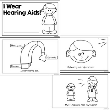 Hearing Aids Social Story for Self Advocacy