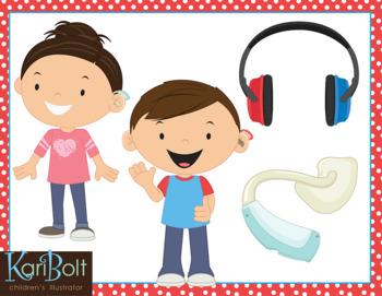 Hearing Clip Art