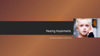Hearing Impairments PowerPoint