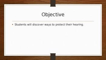 Hearing Risk