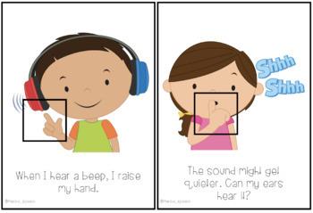 Hearing Screening - Social Story