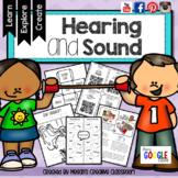Hearing & Sound SCIENCE UNIT Experiments Research STEAM