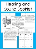 Hearing and Sound Booklet