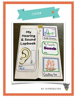 Hearing and Sound Lapbook