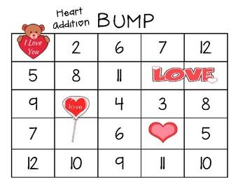 Heart Addition Bump