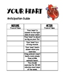Heart Anticipation Guide