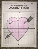 Heart & Arrow (Graphing on the Coordinate Plane Mystery Picture)