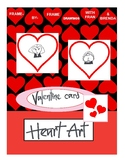 Heart Art (Create & Illustrate with Fran & Brenda)