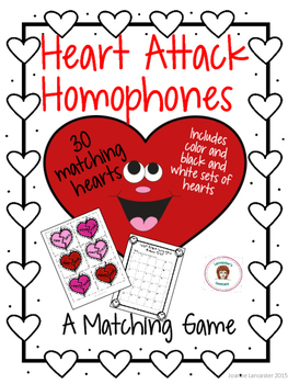 Heart Attack Homophones