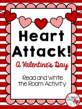 Heart Attack Read and Write the Room