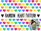 Heart Backgrounds Valentine's Day Love Pride