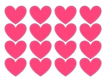 Heart Beat Charts - Keeping Steady Beat