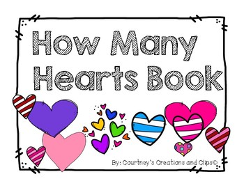Heart Book Write and Read (Valentine's)