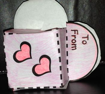 Heart Boxes Valentine's Day