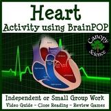 Heart Activity using BrainPOP