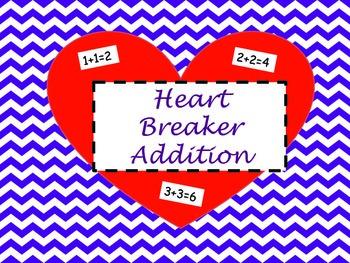 Heart Break Doubles Addition