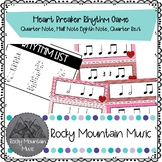 Heart Breaker Rhythm Game