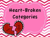 Heart-Broken Categories