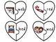 Heart CVC Puzzles