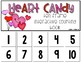 Heart Candy 10 Frame Counting Interactive Book