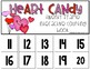 Heart Candy 20 Frame Counting Interactive Book