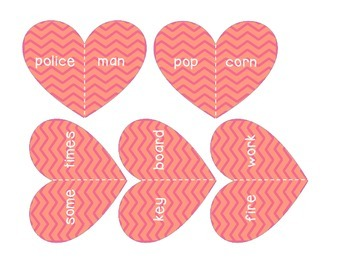 Heart Compound Words