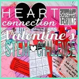 Heart Connection Valentine's STEM Challenge