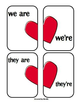 Heart Contractions (Be) Literacy Center