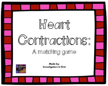 Heart Contractions *Freebie*