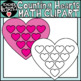Heart Counters - Math Clipart BUNDLE