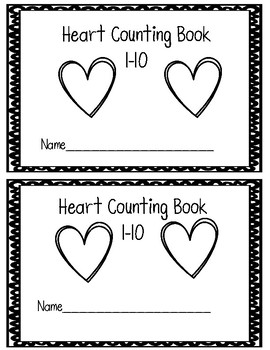 Heart Counting Book 1-10