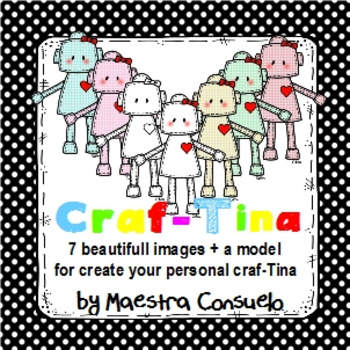 Heart Craf-Tina clipart