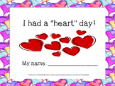 Heart Day Booklet