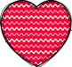 Heart Doodle Frames Mix and Match – Black Outline