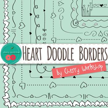 Valentines Borders