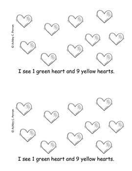Heart Emergent Reader
