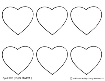Heart Emoji Craft