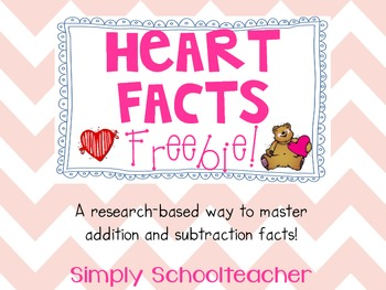 Heart Facts Freebie