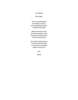 Heart-Felt Good-Bye Poem